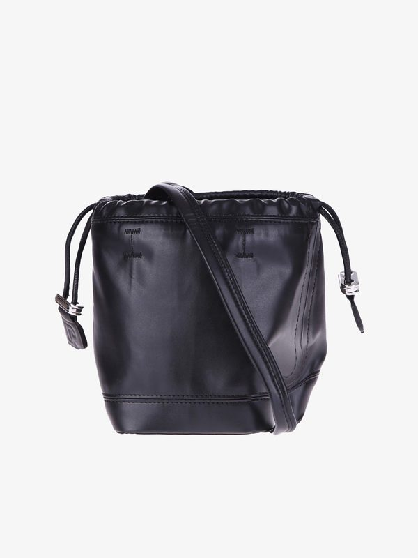 bc2b51f1b37a Shoulder bags - PACO RABANNE - Pouch mini faux leather bag