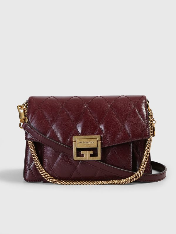 e03119d7eb Shoulder bags - GIVENCHY - Small GV3 quilted leather bag
